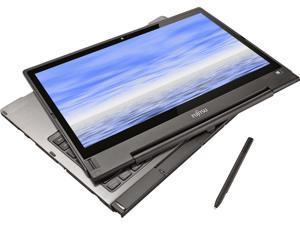 "Fujitsu LifeBook T935 (VFY:T9350M47ABGB) 2 in 1 Laptop Intel Core i7 5600U (2.60 GHz) 512 GB SSD - TCG Opal Encryption SSD Intel HD Graphics 5500 Shared memory 13.3"" Touchscreen Windows 8.1 Pro 64-Bit"
