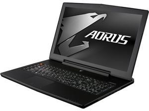 """Aorus X7PRO-CF1 Gaming Laptop 17.3"""" Windows 8.1 64-Bit"""