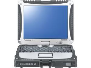 "Panasonic Toughbook 19 CF-199MDEX1M Tablet PC - 10.1"" - CircuLumin, Transflective Plus - Intel Core i5 i5-3340M 2.70 GHz"