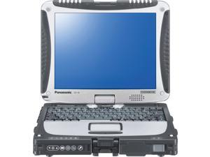 "Panasonic Toughbook 19 CF-1956Y6XLM Tablet PC - 10.1"" - CircuLumin, Transflective Plus - Wireless LAN - Intel Core i5 i5-3340M 2.70 GHz"