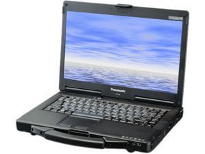 "Panasonic Toughbook 53 CF-532ALZYCM 14"" LED (CircuLumin) Notebook - Intel Core i5 i5-4310U 2 GHz 4GB Memory 500GB HDD Windows 7 Professional"