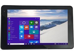 "Vulcan Omega VTA08900 Intel Atom 1 GB DDR3 Memory 16 GB eMMC 8.95"" Touchscreen Tablet Windows 10 ..."