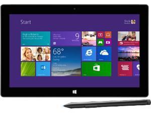 "Microsoft Surface Pro 2 Intel Core i5 4 GB Memory 128 GB 10.6"" Touchscreen Tablet - Grade A Windows 8.1 Pro"