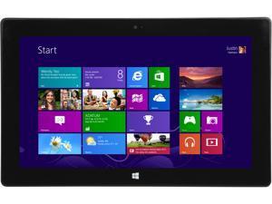 "Microsoft Surface RT NVIDIA Tegra 3 2 GB Memory 32 GB Flash Storage 32 GB 10.6"" Touchscreen Tablet - Grade B Windows 8 RT"