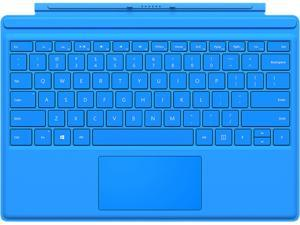 Microsoft QC7-00002 Surface Pro 4 Type Cover - Bright Blue