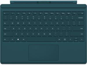 Microsoft QC7-00006 Surface Pro 4 Type Cover - Teal