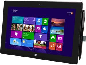 "Microsoft Surface Pro Intel Core i5 4 GB DDR3 Memory 128 GB SSD 10.6"" Touchscreen Tablet Windows 8 Pro"