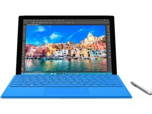 """Microsoft Surface Pro 4 SV4-00001 Tablet Intel Core i7 6600U (2.60 GHz) 16 GB Memory 1 TB SSD Intel HD Graphics 520 12.3"""" 2736 x 1824 Touchscreen 5 MP Front / Rear Camera Windows 10 Pro With Pen"""