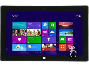 "Microsoft Surface Pro 2 4th Generation Intel Core i5 4 GB Memory 64 GB Flash Storage 10.6"" Touchscreen Tablet Windows 8.1 Pro"