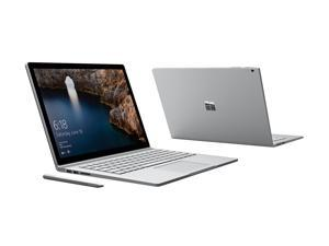 "Microsoft Surface Book CR9-00001 2-in-1 Laptop Intel Core i5-6300U 2.4 GHz 13.5"" Windows 10 Pro 64-Bit"