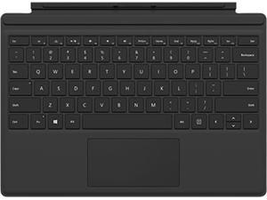 Microsoft Surface Pro 4 Type Cover Commercial Scratch Resistant, Bump Resistant - English Keyboard Localization - RH9-00001