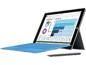 "Microsoft Surface Pro 3 Intel Core i5 4 GB Memory 128 GB SSD 12.0"" Touchscreen Tablet - Grade A Windows 8.1 Pro 64-Bit"