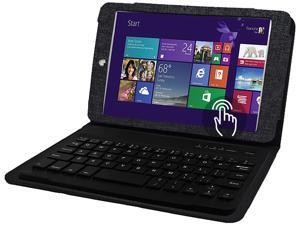 "iView SupraPad i785QW 7.85"" Tablet PC - Intel Atom Z3735G (1.33 GHz) 1 GB DDR3 Memory 16 GB Storage Windows 8.1 - Gold"