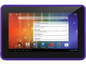 "Ematic EGS004-PR 512MB Memory 4GB 7.0"" Touchscreen Tablet Android 4.1 (Jelly Bean)"