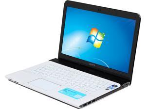 """SONY SVE14118FXW 14.0"""" Laptop PC"""
