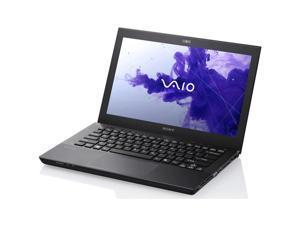 "Sony VAIO SVS13AA11L Intel Core i5-3210M X2 2.5GHz 8GB 320GB DVD+/-RW 13.3"" Win7 (Black)"