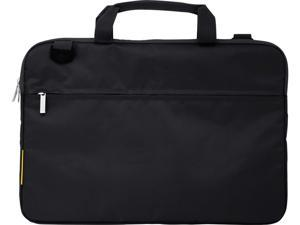 FileMate Black ECO 15.6-in G230 Laptop Carrying Bag Model 3FMNG230BK16-R