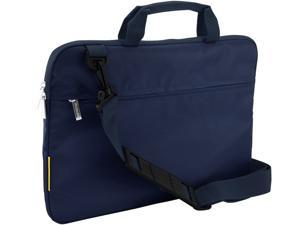 FileMate Navy ECO 14-in G230 Laptop Carrying Bag Model 3FMNG230NV14-R