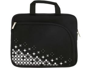 FileMate Black w/Pattern Imagine Series 10-in G810 Netbook/Tablet Carrying Case Model Imagine PB-51