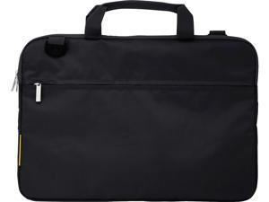 FileMate Black ECO 14-in G230 Laptop Carrying Bag Model 3FMNG230BK14-R