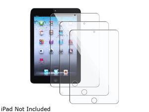 Insten 1901686 3-piece Screen Protector Guard for Apple iPad Mini 1/ Apple iPad Mini with Retina Display (iPad Mini 2)/ Apple iPad Mini 3