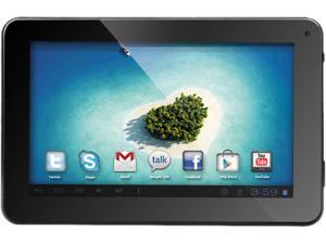 "Envizen Digital EM63 1.5 GHz Dual-Core Processor 1 GB Memory 4 GB Flash Storage 7.0"" Touchscreen Tablet Android 4.1 (Jelly Bean)"