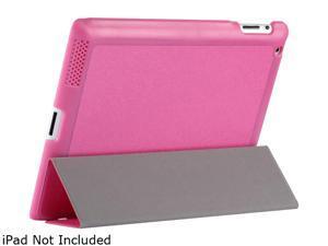 i-Blason Magenta i-Folio Slim Hard for New iPad Mini Model iPadMini2-iFolio-Magenta