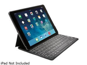 Kensington KeyFolio Thin X2 Plus iPad Air 2 Backlit Bluetooth Keyboard Case K97391US