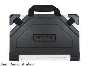 "Trident Case TeckJacket Case for 11"" Laptop and Chromebook AC-UNCRBK-BKBLK"