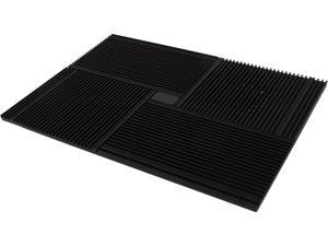 "DEEPCOOL Multi Core X8 Laptop Cooling Pad 17"" Pure Aluminium Extrution Panel 4* 100mm Fans"