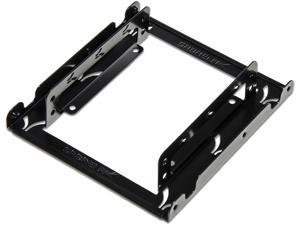 SABRENT 2.5 inch to 3.5 inch Hard Drive Mount Connect Notebook Drive to Desktop BK-HDDH