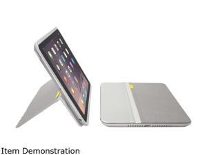 Logitech Grey AnyAngle Protective case with any-angle stand for iPad mini Model 939-001199