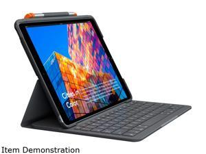 Logitech Teal AnyAngle Protective case with any-angle stand for iPad mini Model 939-001164