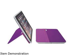 Logitech Violet AnyAngle Protective case with any-angle stand for iPad mini Model 939-001169