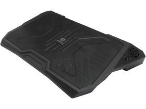 "Enermax AeroOdio CP006 17"" Speaker Notebook Cooling Pad w/ 220mm Fan and DreamBass Soundchip"