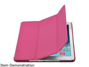 Cirago Pink Slim-fit PU Cover Case for iPad Air Model IPCP5PA1PNK