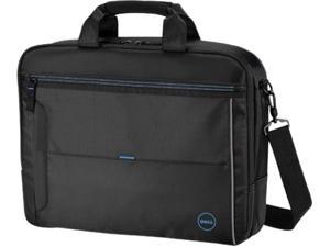 "Dell Urban 2.0 Carrying Case (Messenger) for 15.6"" Notebook, Tablet, Cellular Phone, Document, Key, Wallet, File, Accessories, Cable - Black"