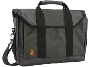Timbuk2 Sidebar Briefcase Messenger Black/Carbon 811-4-2194 up to 15""
