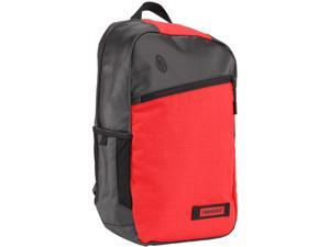Timbuk2 Slide Pack Black/Bixi Red 431-3-6048 up to 15 inches -OS