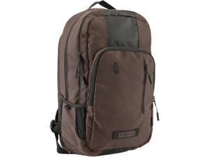 Timbuk2 Uptown Laptop TSA-Friendly Backpack Truffle - Polyester Canvas 347-3-3090 Up to 15 Inches --- OS