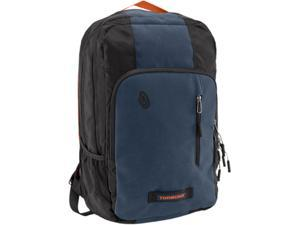 Timbuk2 Uptown Laptop TSA-Friendly Backpack Dusk Blue/Black/Clementine - Nylon 347-3-5005 Up to 15 Inches --- OS
