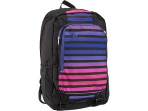 Timbuk2 Jones Laptop Backpack Cobalt Sunset Stripe - Nylon 399-3-4062Up to 17 Inches --- OS