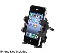 Insten Black Universal Car Air Vent Phone Holder Compatible w/ Samsung Galaxy S4 SIV i9500 (Black) 1068213
