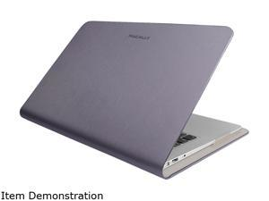 macally Purple Protective Case Cover Model SLIMFOLIO11P