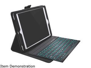 Kensington KeyFolio Pro Plus with Backlit Bluetooth Keyboard and Google Drive Offer for iPad Air Model K97110US