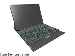 KeyFolio Exact Plus (Black) with 50GB Google Drive Offer