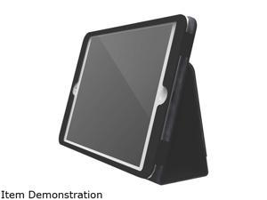 Kensington Dermal Black Comercio Soft Folio Case & Stand for iPad Air Model K97024WW