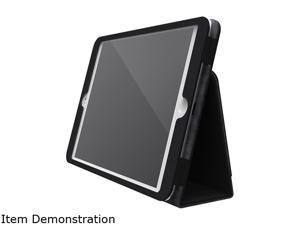 Kensington Textile Black Comercio Soft Folio Case & Stand for iPad Air Model K44424WW