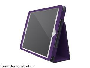Kensington Eggplant Comercio Soft Folio Case & Stand for iPad Air Model K97014WW
