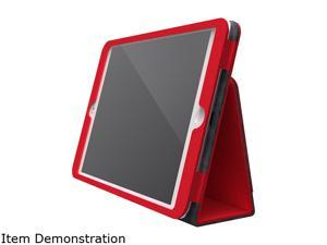 Kensington Red Comercio Soft Folio Case & Stand for iPad Air Model K97016WW